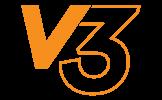logo de la gamme Tente pliante V3