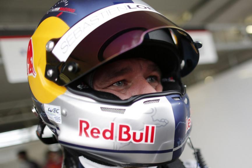 Sebastien Loeb Racing a choisi la tente pliante V2