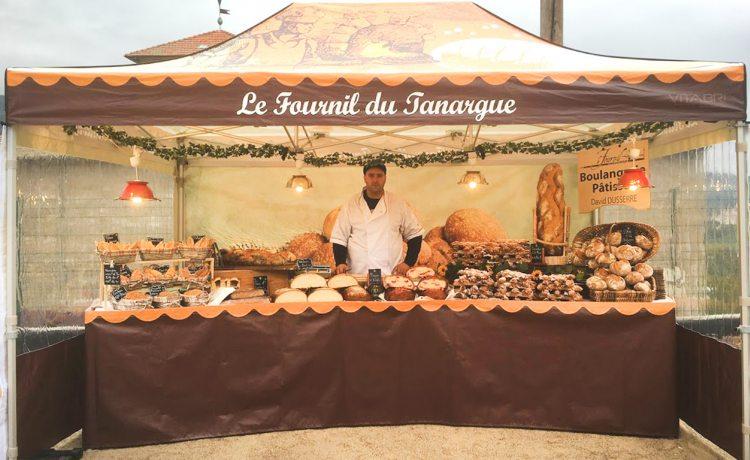 barnum pliant V3 PRO boulangerie patisserie