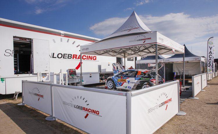 tente pliante v2 de Sebastien Loeb Racing