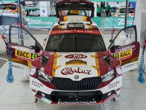 2C Competition au rallye de Catalogne