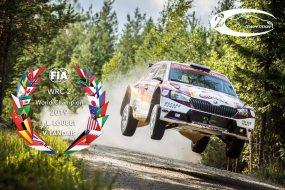 2C Competition est champion du monde des rallyes WRC2 2019