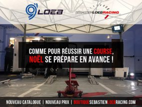 boutique Sébastien Loeb Racing
