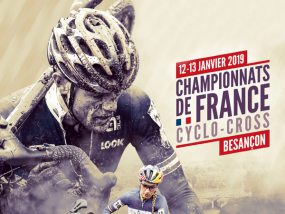 Partenaire des Championnats de France de Cyclo-Cross, VITABRI était présent ce week-end à Besançon