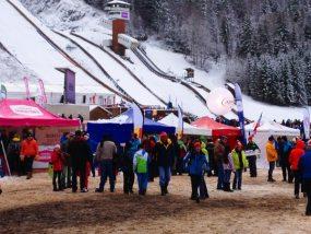 coupe du monde de combiné nordique 2015 à Chaux Neuve