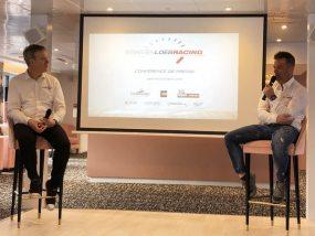 conférence de presse de Sébastien Loeb Racing