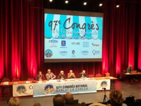 97ème congrès de la Fédération Nationale des Marchés de France