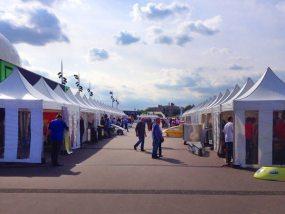 Tentes pliantes V3 garden au challenge EducEco