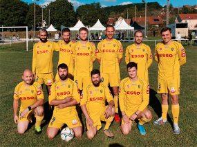 équipe de foot Vitabri 2021