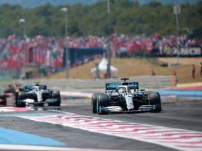 tentes pliantes V3 garden au grand prix de France de formule 1