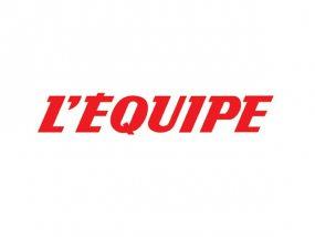 logo du journal l'équipe