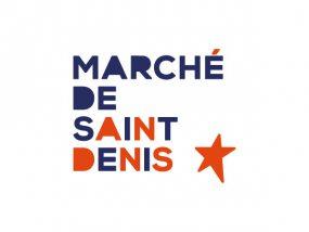 logo du marché de Saint-Denis