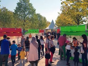 Mini Vitabri au marché des enfants de Valence