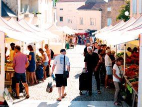 Marché de La Roche sur Yon