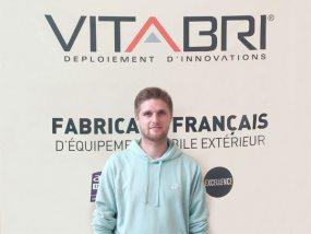 Maxime Cunin, technicien qualité