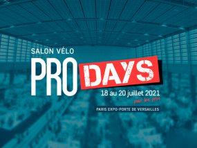 Pro Days, du 18 au 20 juillet 2021