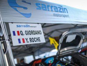 Quentin Giordano continue avec la team Sarrazin Motorsport en 2019