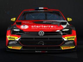 Sébastien Loeb Racing participera au rallye du Touquet