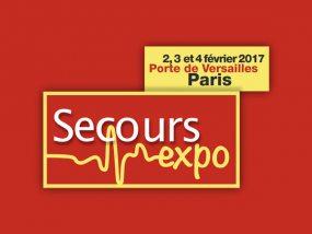 Retrouvez nous au Salon secours expo (stand A12) les 2,3 et 4 février 2017