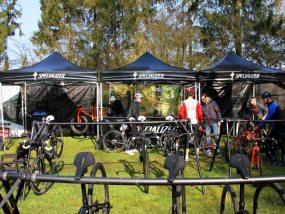 Tentes pliantes V3 PRO pour specialized