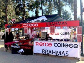 tente pliante V3 PRO de Pierce College
