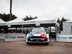 tentes paddock de Sarrazin Motorsport