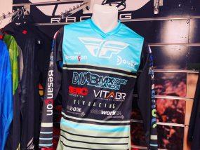 nouvelle tenue du BMX Besançon