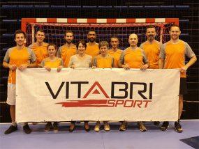 l'équipe Vitabri au tournoi des partenaires de l'ESBF
