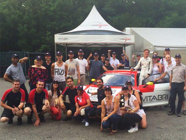 Vitabri Fête ses 20 ans et s'associe à Sébastien Loeb Racing
