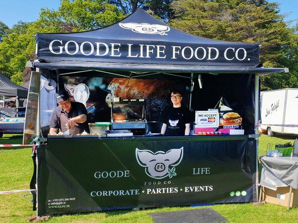 barnum pliant de the goode life food company