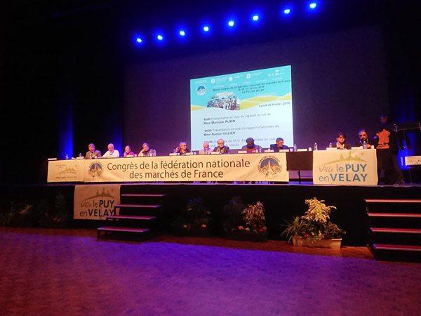 98ème congrès de la fédération nationale des marchés de France