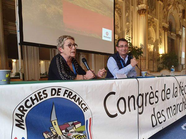 99ième congrès de la fédération nationale des marchés de France