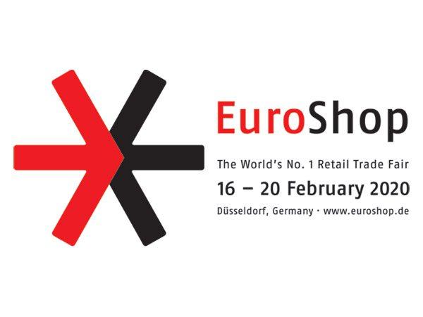 Nous serons au salon Euroshop à Düsseldorf du 16 au 20 février