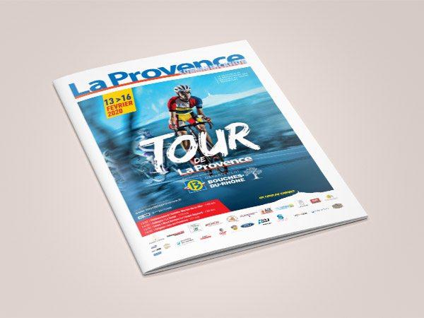 article dans la Provence
