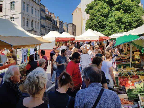 Aidez nous à gagner le concours du plus beau marché de Franche-Comté
