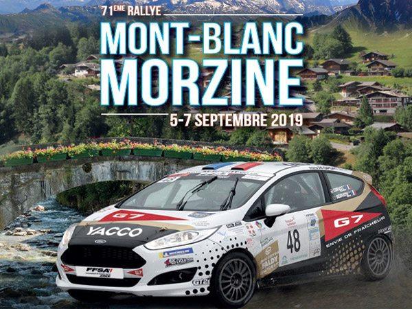 Rallye du Mont-Blanc Morzine