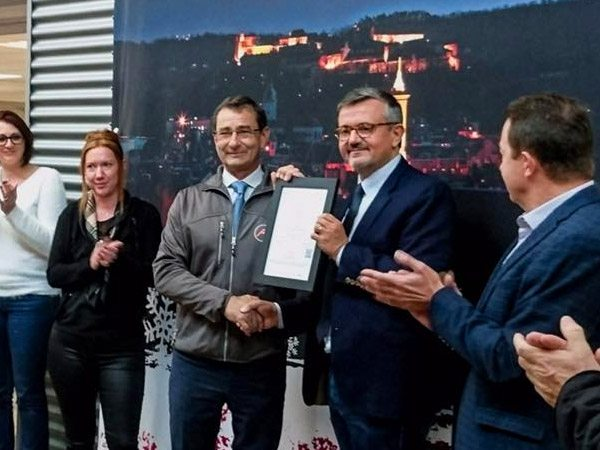 Vitabri reçoit le label Origine France Garantie