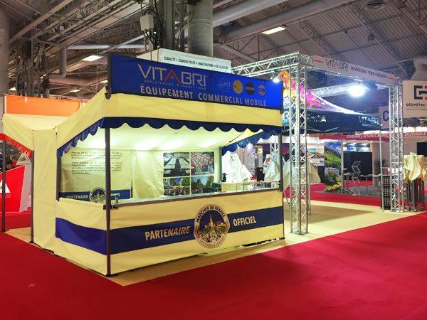 Vitabri est présent au Salon des Maires et des Collectivités Locales