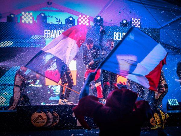 Victoire de l'équipe de France en coupe des nations de course de côte